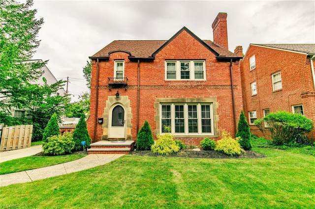20125 Scottsdale Boulevard, Shaker Heights, OH 44122 (MLS #4224289) :: The Art of Real Estate