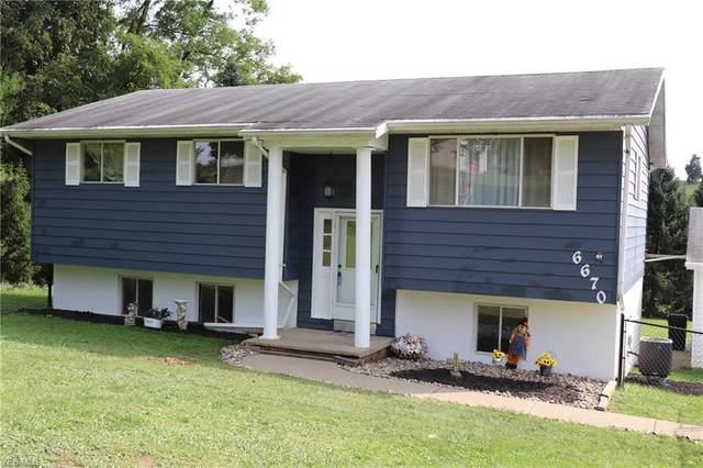 6670 Swing A Long Lane, Nashport, OH 43830 (MLS #4224355) :: Keller Williams Chervenic Realty