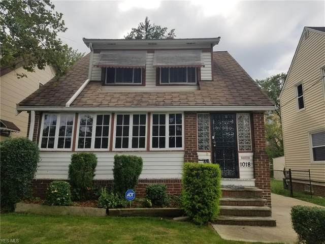 1018 E 169th Street, Cleveland, OH 44110 (MLS #4224377) :: Keller Williams Chervenic Realty