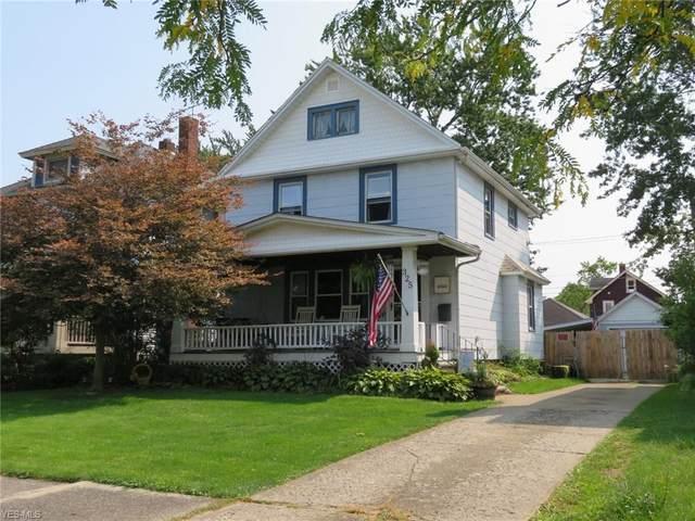 325 Princeton Avenue, Elyria, OH 44035 (MLS #4224413) :: Select Properties Realty