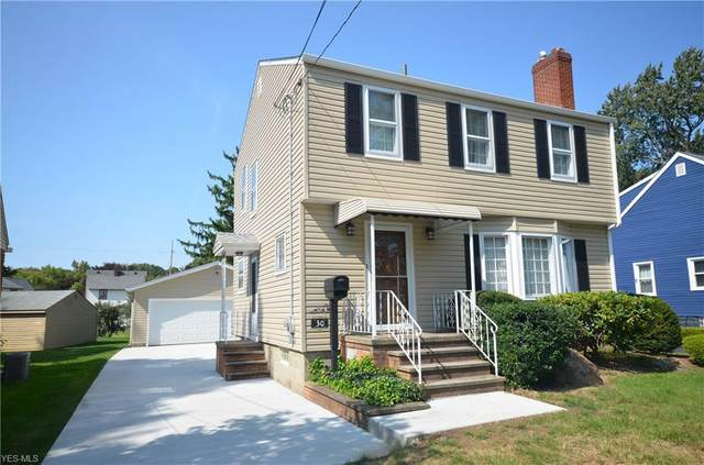30 Woolf Avenue, Akron, OH 44312 (MLS #4224427) :: RE/MAX Above Expectations
