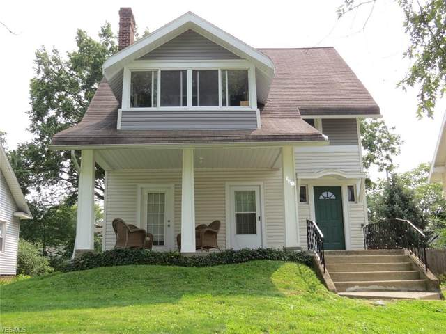 124 Sage Avenue, Akron, OH 44301 (MLS #4224435) :: RE/MAX Valley Real Estate