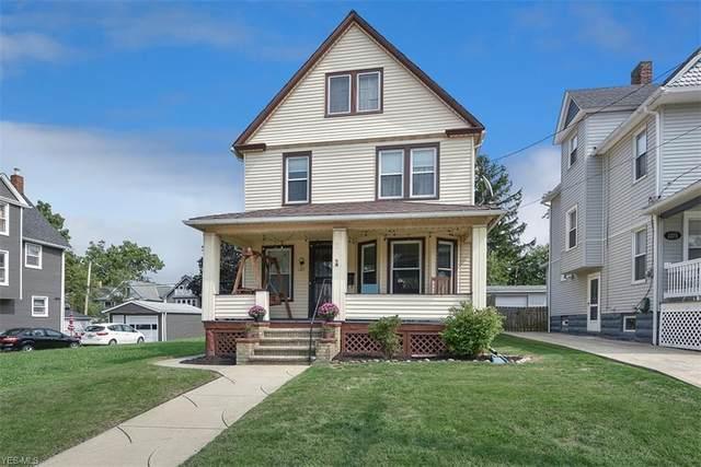 1371 Westlake Avenue, Lakewood, OH 44107 (MLS #4224445) :: The Art of Real Estate