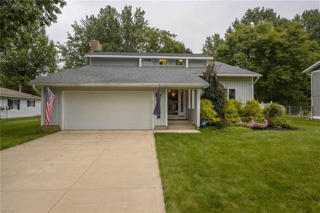1055 Clark Road, Wadsworth, OH 44281 (MLS #4224446) :: RE/MAX Trends Realty