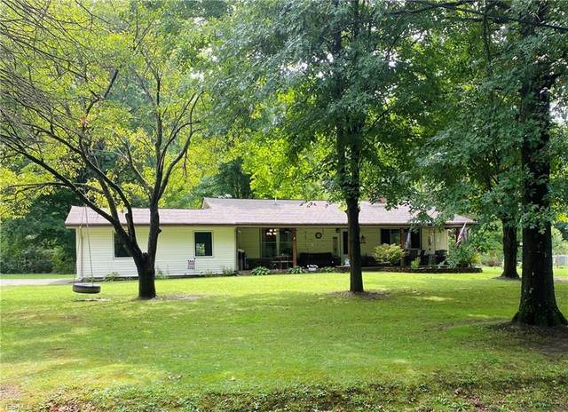 8128 Kenyon Drive SE, Warren, OH 44484 (MLS #4224452) :: RE/MAX Valley Real Estate