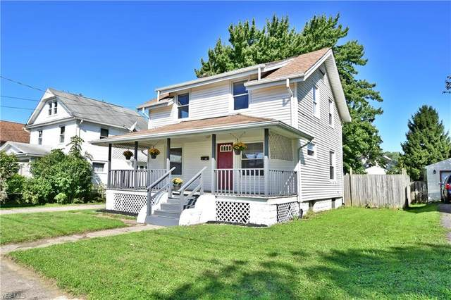 249 Superior Street, Newton Falls, OH 44444 (MLS #4224532) :: The Holden Agency