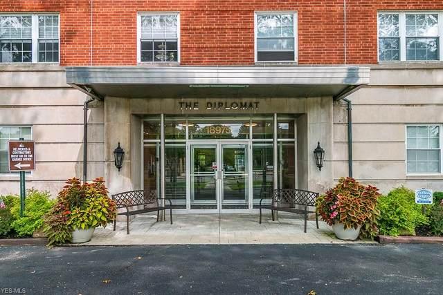 18975 Van Aken Boulevard #508, Shaker Heights, OH 44122 (MLS #4224555) :: Keller Williams Chervenic Realty