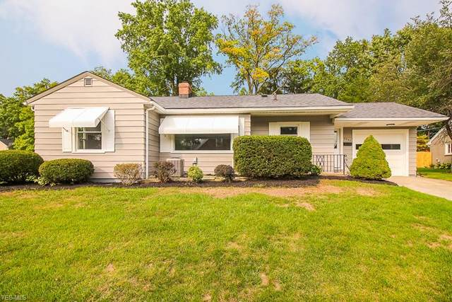 2597 N Haven Boulevard, Cuyahoga Falls, OH 44223 (MLS #4224596) :: The Holden Agency