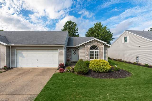 10684 Carmel Oval 55-A, Strongsville, OH 44136 (MLS #4224600) :: The Art of Real Estate