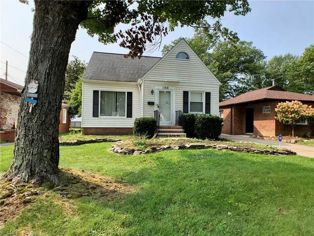 1160 Elmwood Road, Mayfield Heights, OH 44124 (MLS #4224619) :: Select Properties Realty