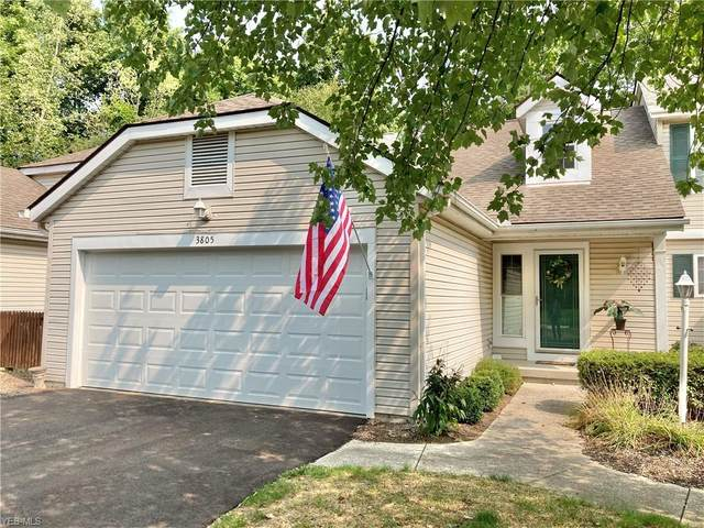 3805 Lake Run Boulevard, Stow, OH 44224 (MLS #4224659) :: RE/MAX Trends Realty