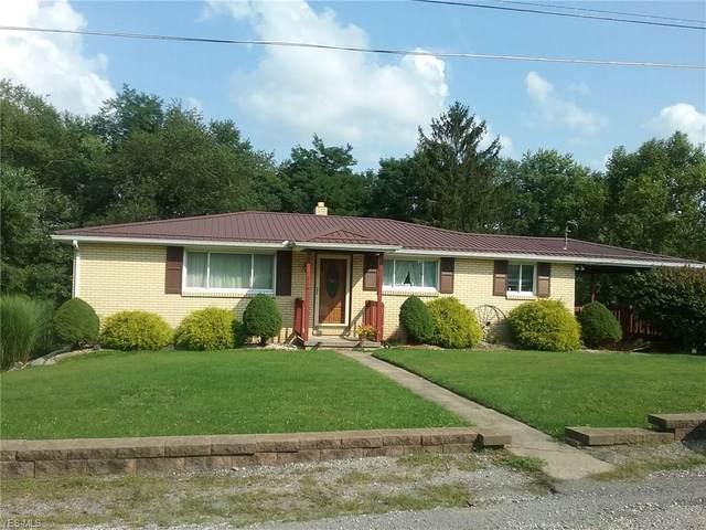 114 Jones Avenue, Cadiz, OH 43907 (MLS #4224667) :: Keller Williams Chervenic Realty