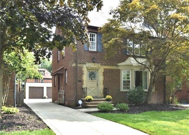 2409 Channing Road, Cleveland, OH 44118 (MLS #4224669) :: The Holden Agency