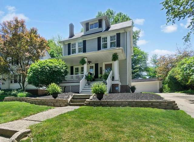 3392 Dellwood Road, Cleveland Heights, OH 44118 (MLS #4224729) :: Keller Williams Chervenic Realty