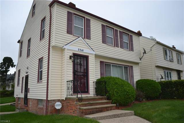 2241 N Taylor Road, Cleveland Heights, OH 44112 (MLS #4224744) :: Keller Williams Chervenic Realty