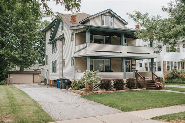 17446 Shaw Avenue, Lakewood, OH 44107 (MLS #4224866) :: The Art of Real Estate