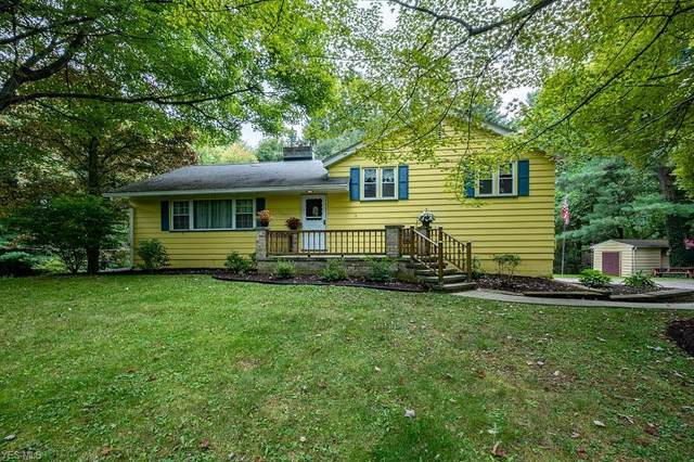 1041 Academy Drive, Liberty, OH 44505 (MLS #4224895) :: The Holly Ritchie Team