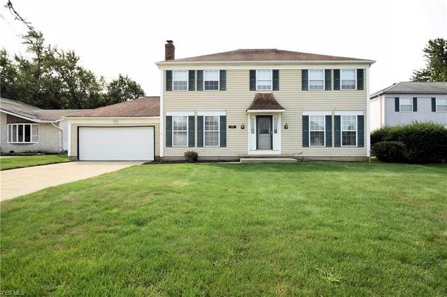 17115 Hawks Lookout Lane, Strongsville, OH 44136 (MLS #4224992) :: The Art of Real Estate