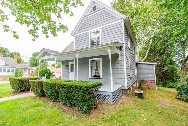 10698 Maple Street, Mantua, OH 44255 (MLS #4225023) :: Keller Williams Chervenic Realty