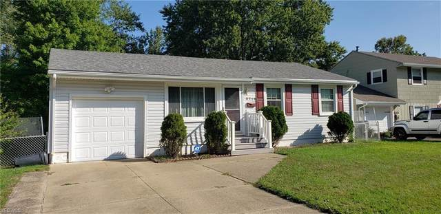 3718 Carolina Street NW, Massillon, OH 44646 (MLS #4225034) :: RE/MAX Trends Realty