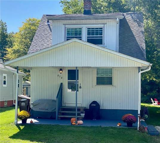 818 Ticknor Avenue, Newton Falls, OH 44444 (MLS #4225143) :: The Holden Agency