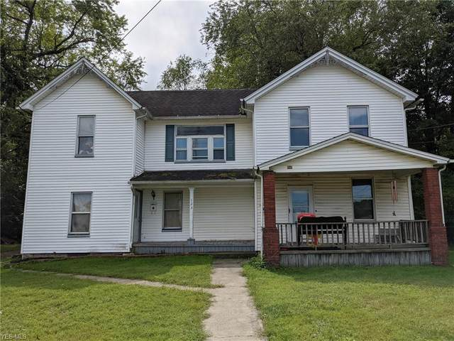121 Moore Street, Hubbard, OH 44425 (MLS #4225206) :: The Holden Agency