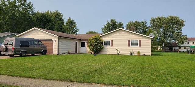 169 Parklane Drive, Lagrange, OH 44050 (MLS #4225306) :: RE/MAX Trends Realty