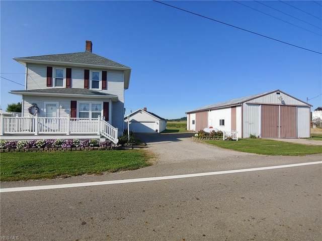 9365 Blackrun Road, Nashport, OH 43830 (MLS #4225324) :: The Art of Real Estate