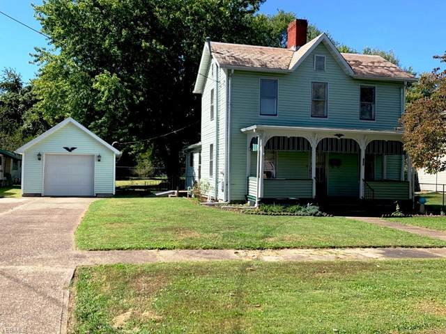 411 Elm Street, Belpre, OH 45714 (MLS #4225384) :: Select Properties Realty