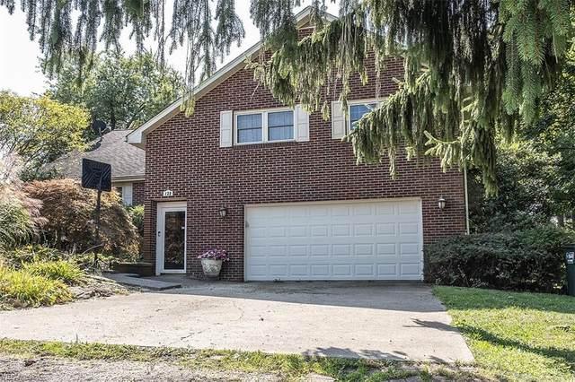 128 Jepson Avenue, St. Clairsville, OH 43950 (MLS #4225465) :: The Crockett Team, Howard Hanna