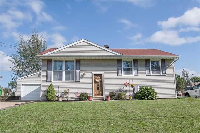 2220 Rhode Island Avenue SE, Massillon, OH 44646 (MLS #4225482) :: Keller Williams Chervenic Realty
