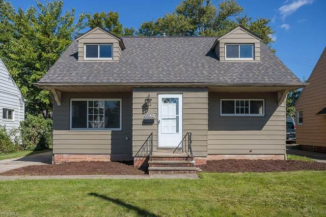 19205 Longview Drive, Maple Heights, OH 44137 (MLS #4225483) :: The Jess Nader Team   RE/MAX Pathway