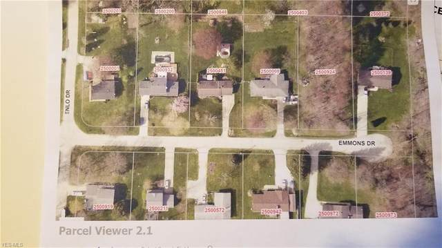 2513 Emmons Drive, Clinton, OH 44216 (MLS #4225484) :: Keller Williams Chervenic Realty