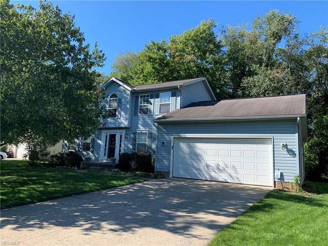 11961 Packets Street NW, Canal Fulton, OH 44614 (MLS #4225490) :: Krch Realty