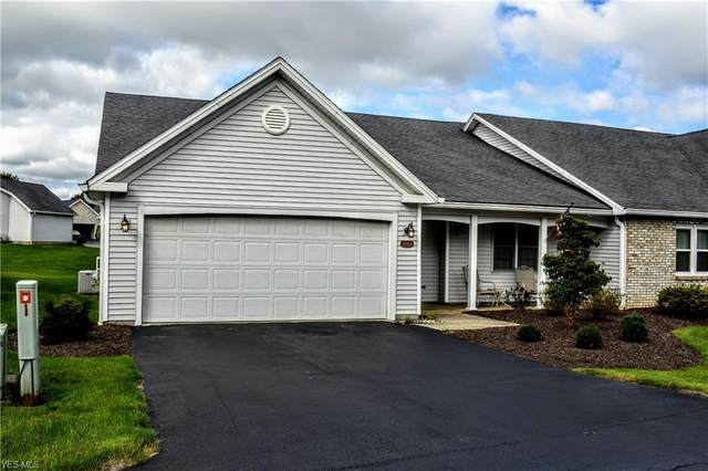 806 Woodfield Court A, Youngstown, OH 44512 (MLS #4225503) :: The Holden Agency