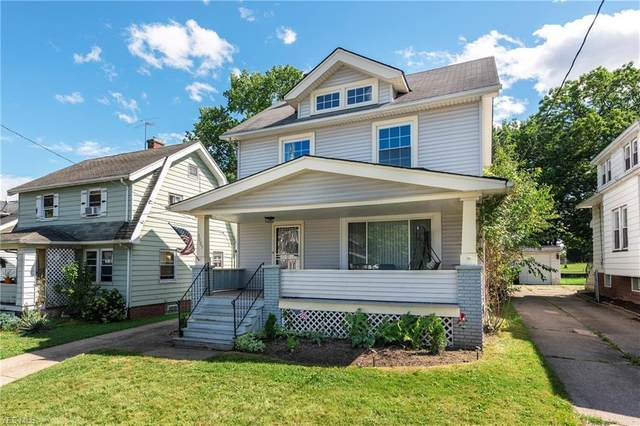 3005 Hillcrest Avenue, Cleveland, OH 44109 (MLS #4225531) :: RE/MAX Trends Realty
