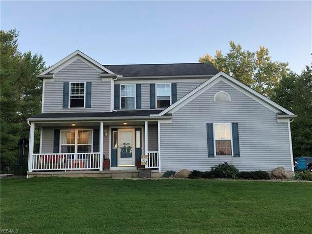 4012 Park Avenue, Rootstown, OH 44272 (MLS #4225533) :: Select Properties Realty
