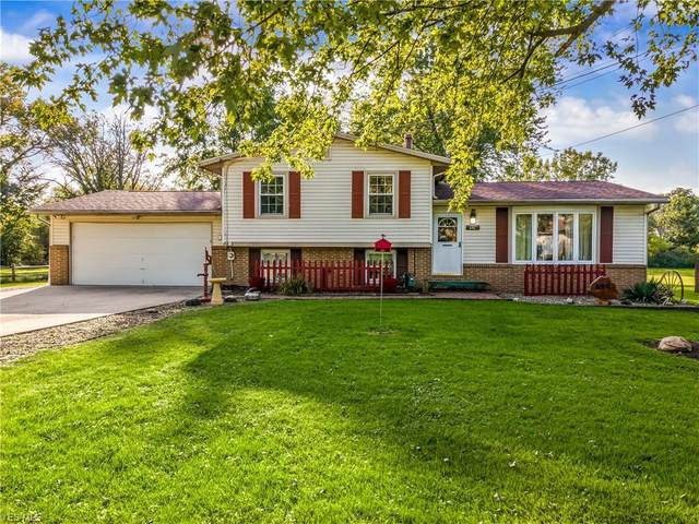 696 Griffith Road, Akron, OH 44312 (MLS #4225557) :: RE/MAX Trends Realty