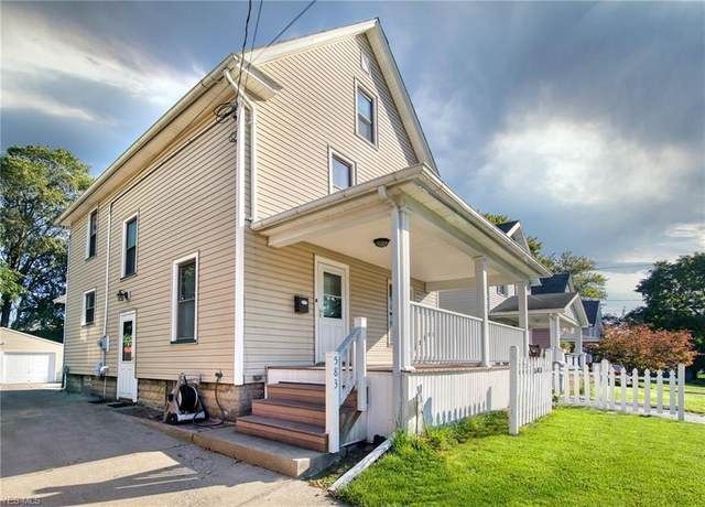 583 Belmont Avenue NE, Warren, OH 44483 (MLS #4225593) :: RE/MAX Trends Realty