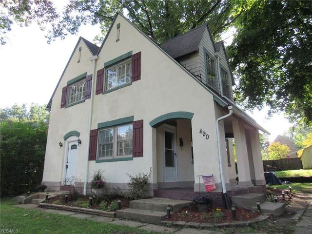 490 Saint Leger Avenue, Akron, OH 44305 (MLS #4225597) :: Krch Realty