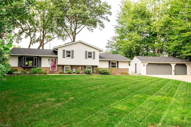 5495 Maureen Drive NW, Canton, OH 44718 (MLS #4225604) :: RE/MAX Valley Real Estate