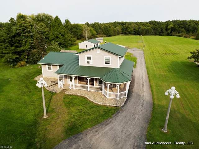 5869 Bedell Road, Berlin Center, OH 44401 (MLS #4225645) :: Keller Williams Chervenic Realty