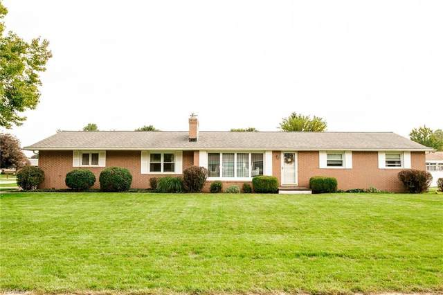 4504 10th Street NW, Canton, OH 44708 (MLS #4225647) :: Keller Williams Chervenic Realty