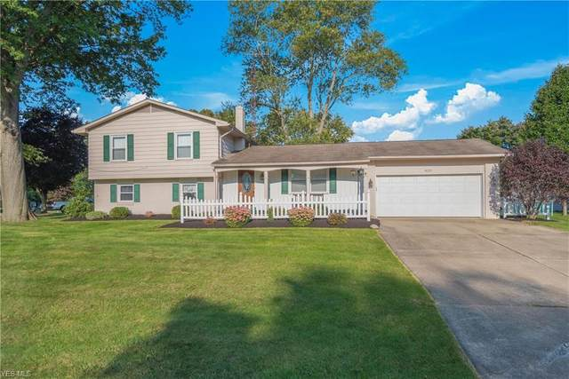 4231 Aleesa Drive SE, Warren, OH 44484 (MLS #4225652) :: RE/MAX Valley Real Estate
