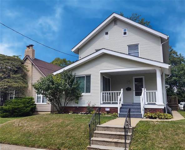1433 Ridgeway Place NW, Canton, OH 44709 (MLS #4225657) :: RE/MAX Valley Real Estate