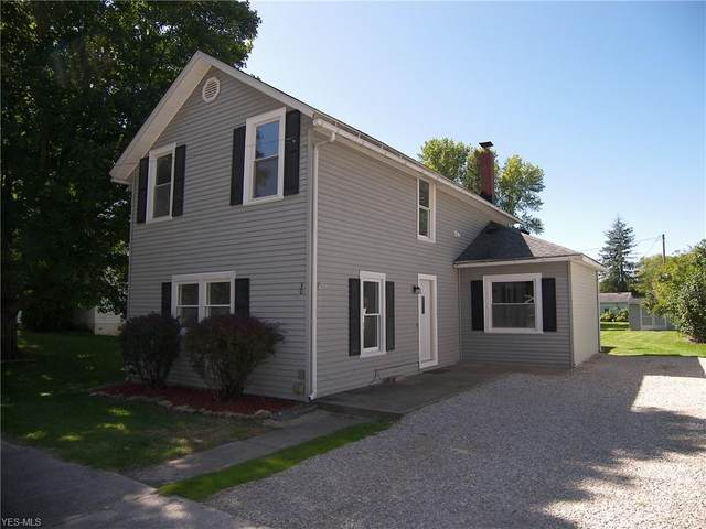 30 Pleasant Street, Wakeman, OH 44889 (MLS #4225736) :: The Art of Real Estate
