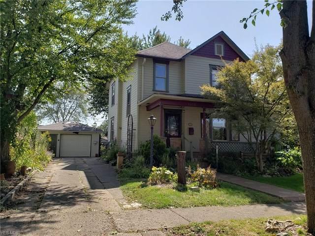 1515 Denman Avenue, Coshocton, OH 43812 (MLS #4225737) :: Keller Williams Chervenic Realty