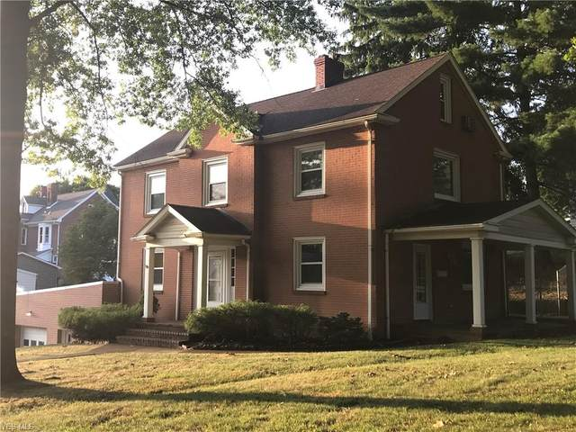 1453 Grand Avenue, Wellsburg, WV 26070 (MLS #4225795) :: Keller Williams Chervenic Realty