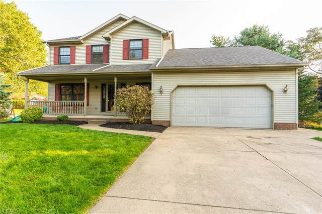 8734 Glenarden Circle NW, Massillon, OH 44646 (MLS #4225810) :: RE/MAX Edge Realty