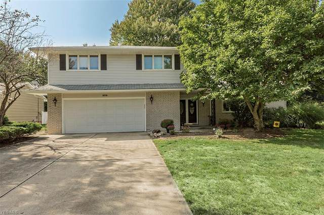 1858 Bromton Drive, Lyndhurst, OH 44124 (MLS #4225844) :: Keller Williams Chervenic Realty